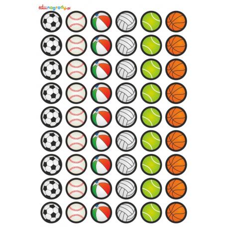 Naklejki piłki