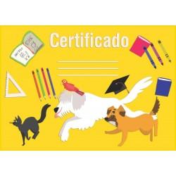 Certyfikat zwierzęta domowe (polski)