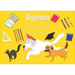 Dyplom zwierzęta domowe (polski)